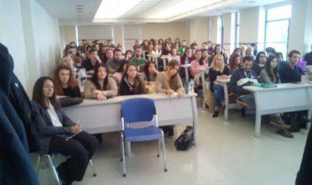 6 Μαρτίου: Παγκόσμια Ημέρα κατά του σχολικού εκφοβισμού (Βullying) Ανοιχτή Ομιλία στη ΣΒΙΕ