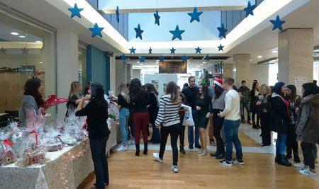 Χριστουγεννιάτικο Bazaar ΣΒΙΕ για τα παιδιά του ιδρύματος «Kιβωτός»