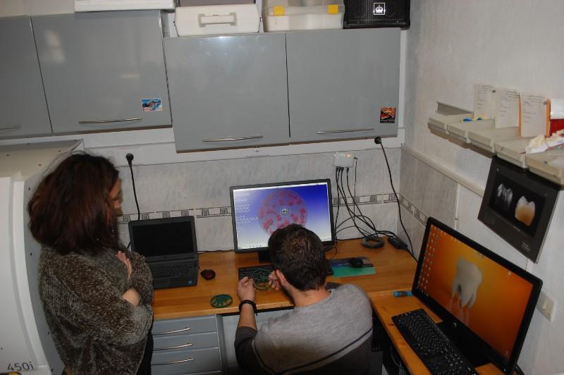 Οι σπουδαστές του τμήματος Βοηθός Οδοντικής Τεχνολογίας της ΣΒΙΕ  επισκέφτηκαν 38b19a4d40c