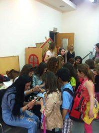 """Η ΣΒΙΕ και το IST υποδέχτηκαν τους μαθητές των Εκπαιδευτηρίων """"Θεμιστοκλής"""""""