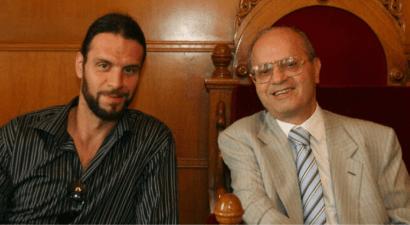 O Φραγκίσκος Αλβέρτης και το ΙΕΚ ΣΒΙΕ για τον Θανάση Γιαννακόπουλο