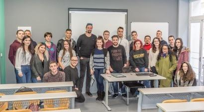 """Μεταγραφικό """"μπαμ"""" στην Εκπαίδευση: Ο Φραγκίσκος Αλβέρτης στο ρόστερ του ΙΕΚ ΣΒΙΕ"""